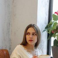 в кафе :: Rada