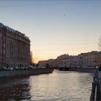 На набережной канала Грибоедова :: Сергей Кичигин