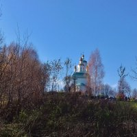 храм на горе :: Владимир