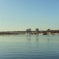 Мой город. Вид с левого берега Дона. :: Юрий ЛМ