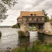 Франция. Вернон. Старая водяная мельница. :: Надежда Лаптева