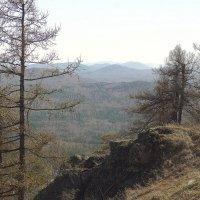 Весна в горах :: Анна Суханова