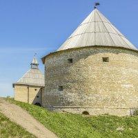 Старая Ладога. Климентовская башня :: bajguz igor