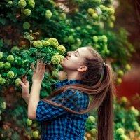 Аромат весны :: Алёна Дуклер