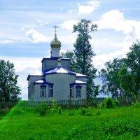 Пусть Высшие небесные силы хранят вас всех, друзья! :: Raduzka (Надежда Веркина)