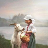 Фермерская история :: Елена Круглова