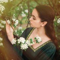 Королева леса :: Юлия Давыдова