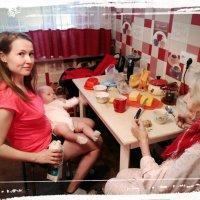 Женское счастье.... Поколения... :: Георгиевич