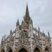 Франция. Октябрь 2019. Руан. Церковь Сен-Маклу (1437-1521), :: Надежда Лаптева