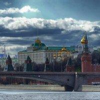 Москворецкий  мост :: РозаВетроф