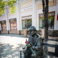Памятник ветерану ВОВ. :: Надежда