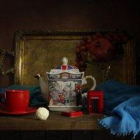 Английский чай :: Маргарита Епишина