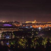 Москва праздничная :: Nyusha .