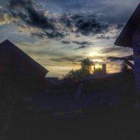 Вечер небо :: Света Кондрашова