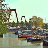 Роттердам. Старая гавань :: Татьяна Ларионова