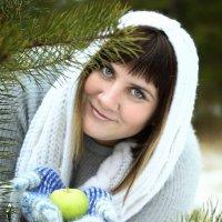 Зима :: Ирина Карябкина