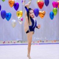 Юная гимнастка-2019 :: Павел Сущёнок