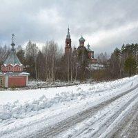 зима на Селигере :: Moscow.Salnikov Сальников Сергей Георгиевич