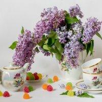 Чай вдвоем :: Лидия Суюрова