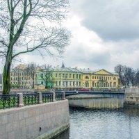 Канал Грибоедова :: Виктор Орехов