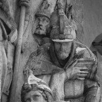 «Перед Куликовской битвой». (Фрагмент) #2 :: Andrew Barkhatov