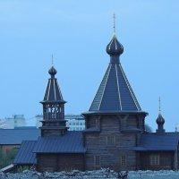 Церковь иконы Божией Матери Троеручица в Орехово-Борисово, в Москве :: Александр Качалин