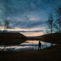 После заката :: Алексей Некрасов