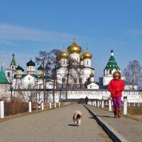 Прогулки на свежем воздухе . :: Святец Вячеслав