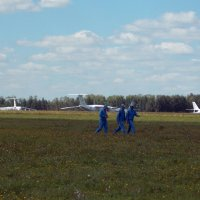 Пилоты и самолеты :: Galina Solovova