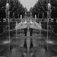 Между фонтанами ... :: Лариса Корж
