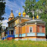 Важеозерский мужской монастырь :: Георгий А