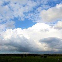 Небо и земля :: Антонина Гугаева