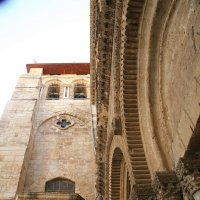 арки над входными воротами Храма Гроба Господня :: сашка ярмарков