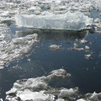 Лед на озере :: Anna Ivanova