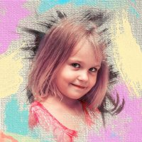 Солнечный ребёнок - Машенька. :: Геннадий