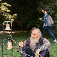 Hippie Day 2019 in Moscow. Street Portrait №17 :: Andrew Barkhatov