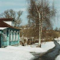 Бабушкин дом :: Виктор Короткий