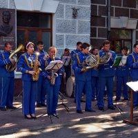 Народный оркестр ХАИ... ХАИ  сегодня 90 !!! :: Александр Резуненко