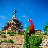 Храм Святого Иоанна воина Новокузнецк :: Юрий Лобачев