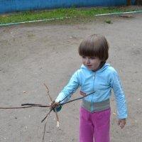 Юный инженер :: Ольга Бурьянова