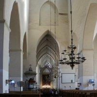 Церковь Святого Олафа (Олевисте) : интерьер :: Елена Павлова (Смолова)