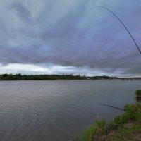 Рыбалка ... :: Евгений Хвальчев