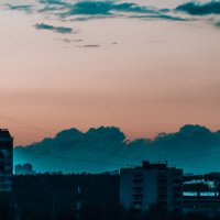 Небо города :: Timetofoto