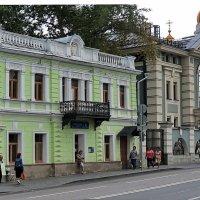 Улочки московские :: Liliya Kharlamova