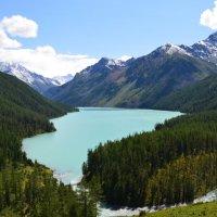 Кучерлинское озеро. Алтай. :: Александр Баринов