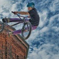 прыжок... :: Владимир Матва