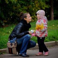 Осень в Москве (#1) :: Absolute Zero