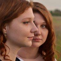 Сестры :: Любовь Гулина
