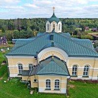 Церковь Николая Чудотворца. Голенково погост :: Юрий Пучков