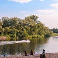 Отдых на реке :: Irene Irene
